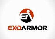 EXO Armor  Logo - Entry #24