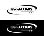 Solution Trailer Leasing Logo - Entry #314