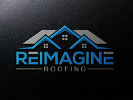 Reimagine Roofing Logo - Entry #128