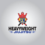 Heavyweight Jiujitsu Logo - Entry #196