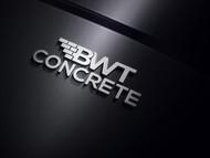 BWT Concrete Logo - Entry #126