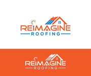 Reimagine Roofing Logo - Entry #166