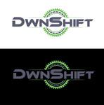DwnShift  Logo - Entry #50