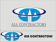 AIA CONTRACTORS Logo - Entry #138