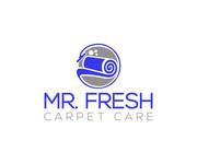 Mr. Fresh Carpet Care Logo - Entry #144