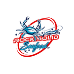 Rock Solid Seafood Logo - Entry #115