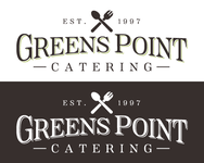 Greens Point Catering Logo - Entry #150
