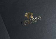 City Limits Vet Clinic Logo - Entry #102