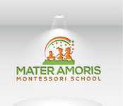 Mater Amoris Montessori School Logo - Entry #112