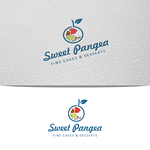 Sweet Pangea Logo - Entry #115