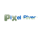 Pixel River Logo - Online Marketing Agency - Entry #42