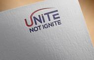 Unite not Ignite Logo - Entry #135