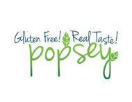 gluten free popsey  Logo - Entry #25