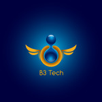 B3 Tech Logo - Entry #170