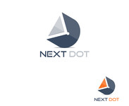 Next Dot Logo - Entry #248