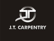 J.T. Carpentry Logo - Entry #53