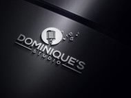 Dominique's Studio Logo - Entry #76