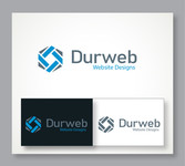 Durweb Website Designs Logo - Entry #143