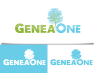 GeneaOne Logo - Entry #37