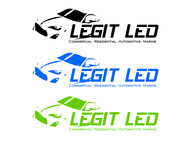 Legit LED or Legit Lighting Logo - Entry #92