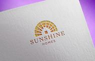 Sunshine Homes Logo - Entry #310