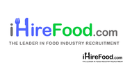 iHireFood.com Logo - Entry #56
