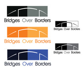 Bridges Over Borders Logo - Entry #5