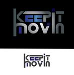 Keep It Movin Logo - Entry #138