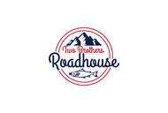 Two Brothers Roadhouse Logo - Entry #76