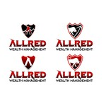 ALLRED WEALTH MANAGEMENT Logo - Entry #288