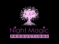 Night Magic Productions Logo - Entry #30