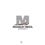 Moseley Bros. Asphalt Logo - Entry #61
