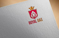 Royal Gas Logo - Entry #129