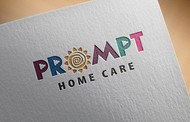 Prompt Home Care Logo - Entry #135