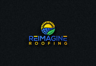 Reimagine Roofing Logo - Entry #156