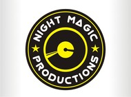 Night Magic Productions Logo - Entry #11