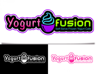 Self-Serve Frozen Yogurt Logo - Entry #57