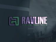 RAVLINE Logo - Entry #165