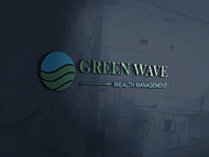 Green Wave Wealth Management Logo - Entry #224