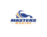 Masters Marine Logo - Entry #99