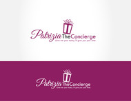 Patrizia The Concierge Logo - Entry #9