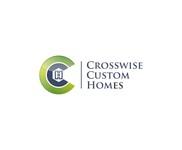 Crosswise Custom Homes Logo - Entry #85