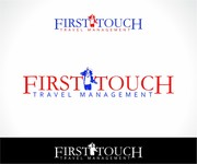 First Touch Travel Management Logo - Entry #24