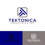 Tektonica Industries Inc Logo - Entry #294