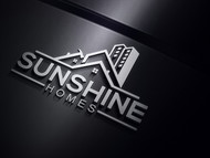 Sunshine Homes Logo - Entry #538