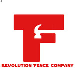 Revolution Fence Co. Logo - Entry #390