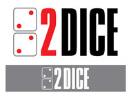 Two Dice Logo - Entry #6
