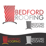 Bedford Roofing and Construction Logo - Entry #7