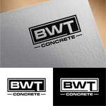 BWT Concrete Logo - Entry #67