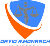 Law Offices of David R. Monarch Logo - Entry #239